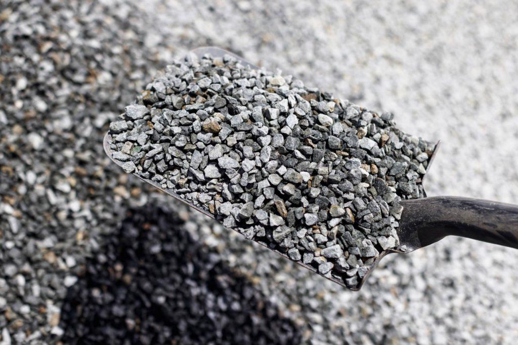 asphalt aggregates