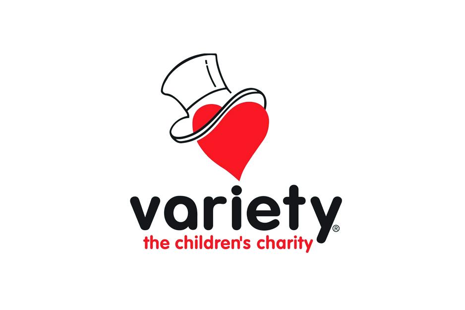 Variety community charity sponsorship
